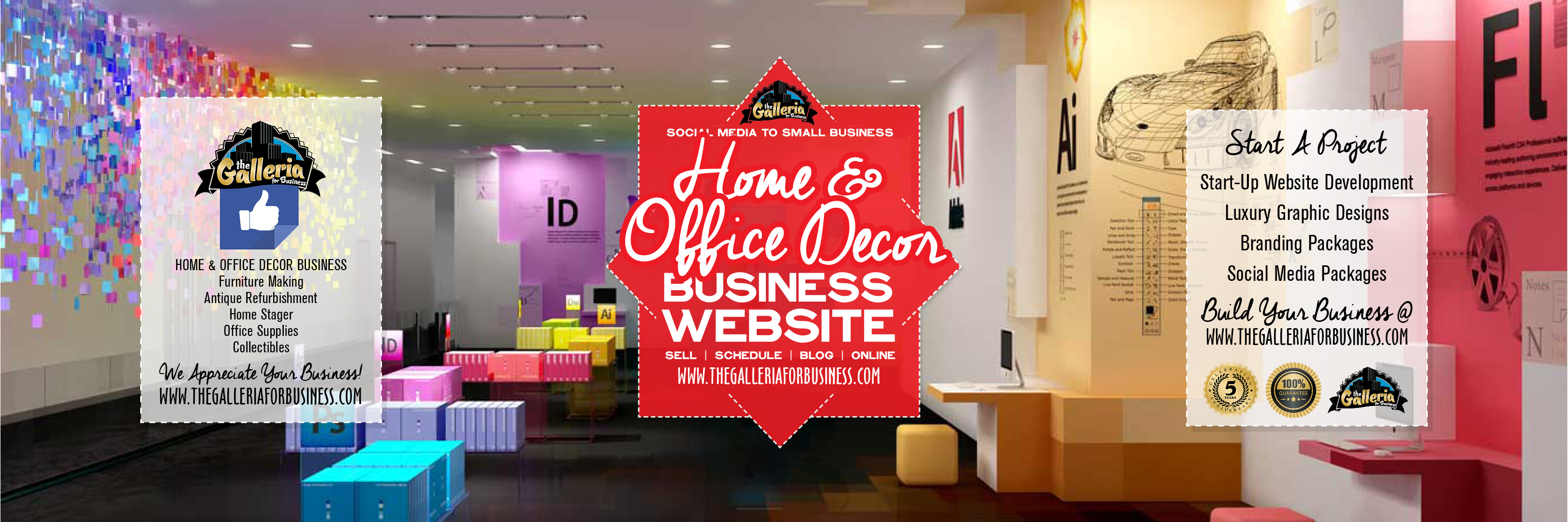 Home & Office Decor Business