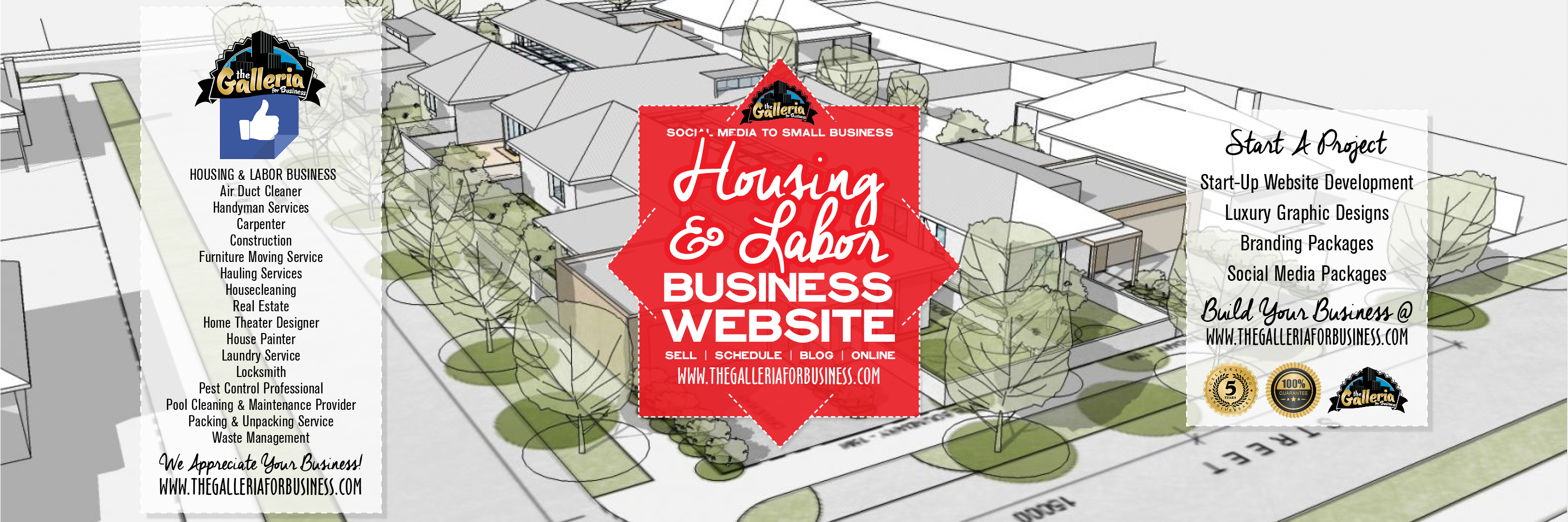 Housing & Labor Business